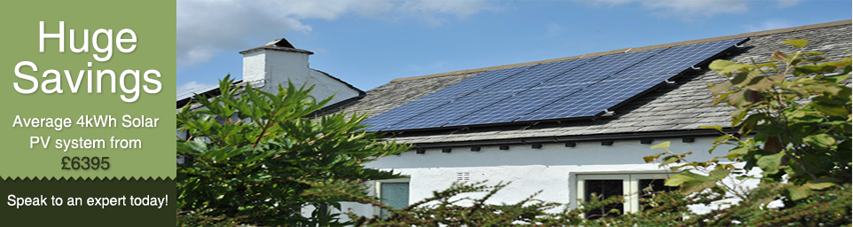 solar PV Savings