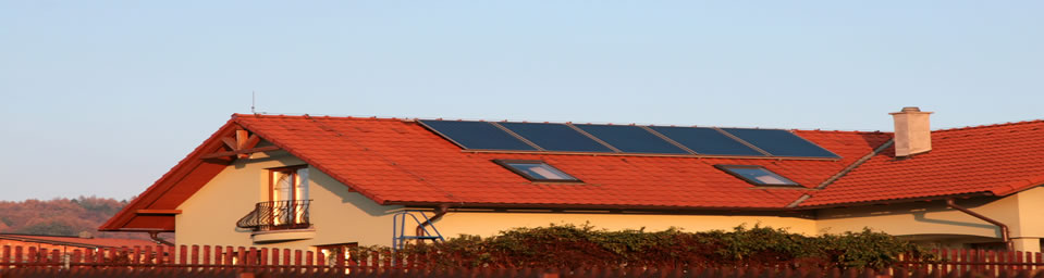 Solar PV - Solar thermal - Heat Pumps - Rainwater Harvesting - Wind Turbines - Under Floor Heating - Consultancy and Installation